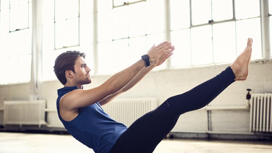 Pilates pro muže