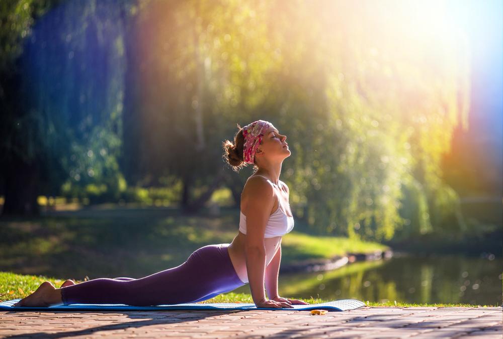Cvičení pilates pro začátečníky